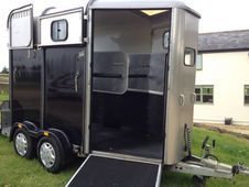 Ifor Williams hb505 Classic Horse Trailer With Ally Floor Ramp Va...