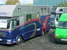 'HORSEBOXES WANTED AND FOR SALE' - Worcestershire