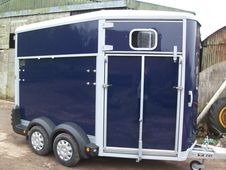 Hb505/hb506/hb510/hb511 hire and sales ifor williams horse traile...