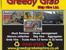 Greedy Grab Skip Hire Ltd