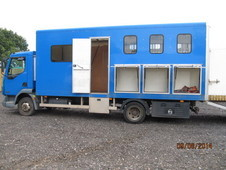 7. 5 T Horse Lorry