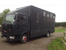 7. 5t Ford Iveco Horsebox S Reg