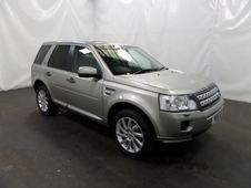 Land Rover Freelander Sd4 Hse 5dr 4wd Full Service History. . . H...