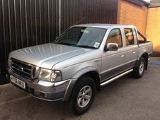 Ford Ranger 2500 Cc Pick Up Double Cab Thunder 2. 5tdci . . . Che...