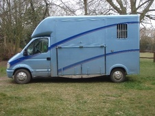 Horsebox, Carries 2 stalls 02 Reg - Norfolk