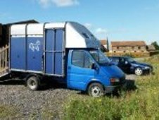 3. 5 Ton Ford Transit With Ifor Williams Box