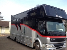 Horsebox for sale. for further information please ask