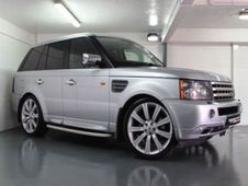 Land Rover Range Rover Sport, Estate, Diesel, Automatic, Silver, ...
