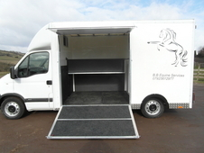Horse Taxi Transporter Self Drive Hire