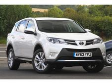 Toyota rav-4 2. 2 D-cat Icon Awd, Estate, Diesel, Automatic, Whit...