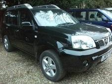 Nissan X-trail 16v T-spec Low Miles 62k, 2488cc, Estate, Automati...