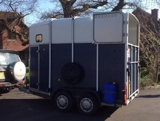 Ifor Williams HB510 Trailer