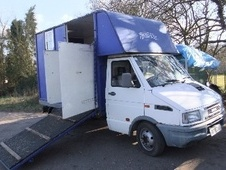 Horsebox, Carries 2 stalls R Reg - Essex