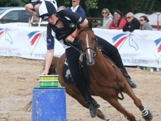 13. 3 GAMES PONY/ALL ROUNDER