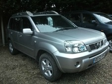 Nissan X-trail T-spec dci Only 67k, 2184cc, Estate, Diesel, 6-spe...