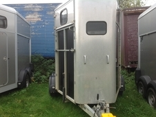Ifor Williams hb505 Black Classic Horse Trailer