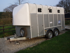 IFOR WILLIAMS HB610 TRAILER