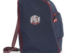 Special Offer!!  Shires Team 3 In 1 (Boot, Hat & Whip) Bag - Navy...