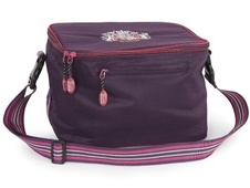 Special Offer!!  Shires Team Riding Hat Bag - Navy Or Purple  (33...