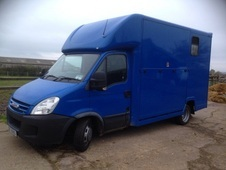 Horsebox, Carries 2 stalls 08 Reg - Staffordshire