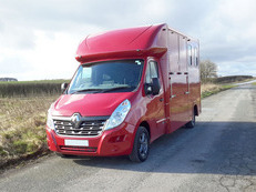 GEM HORSEBOXES NEW BUILD 3.5 tonne