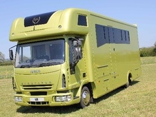 Horsebox, Carries 3 stalls 06 Reg - North Yorkshire