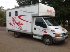 Iveco Daily Horsebox 3. 5 Tonne