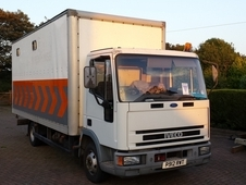 Ford Iveco 75 Horse Box
