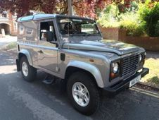 Land Rover Defender 90 2. 4 H/top County, Grey, 2011, Land . . . ...
