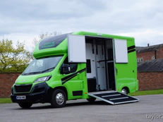 Taylor Horseboxes Self Hire Box