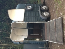 Double Horse Trailer For Sale