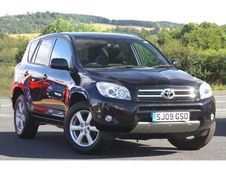 Toyota rav-4 2. 2 d-4d Xtr, Estate, Diesel, Manual, Astral Black,...