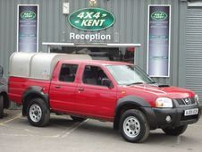 Nissan Navara Double Cab Pick Up Diesel 2. 5l np300 5dr, . . . Tu...
