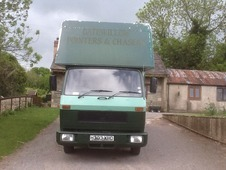 MAN/VW 3 horse lorry