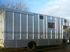 Iveco horsebox 3 stall 2002- shower- toilet