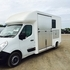 3.5t horsebox Vauxhall movano new build Renault master