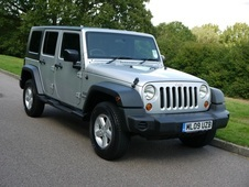 Jeep Wrangler 2. 8 Crd Sport Unlimited 4 Door, 2777cc, Convertibl...