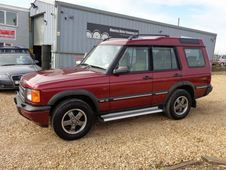 Land Rover Discovery 2. 5 Td5 Adventurer 5dr 7 Seater, Red, . . ....