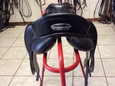 Kieffer Piet Dressage Saddle