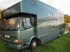 7. 5t Daf 3-horse Lorry - Automatic
