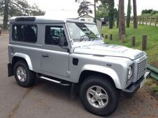 Land Rover Defender For Sale In Gloucestershire, Silver, 2007((07...