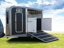Horsebox, - West Yorkshire