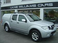 Nissan Navara Double Cab Pick Up Tekna 2. 5dci 190 4wd . . . West...