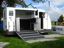 Horsebox, Carries 2 Stalls - West Yorkshire