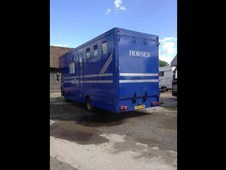 Leyland Daf 7. 5ton with Living