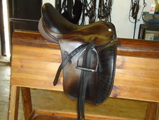 Lovely Dressage Saddle