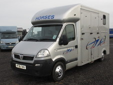 2006 Vauxhall Movano Coach Built By Chaighley