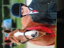 12. 2 Quality Sec B mare lead rein, or second pony