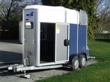Ifor Williams HB505 Trailer