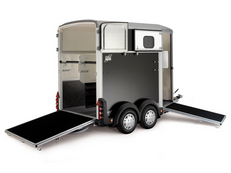 NEW SPECIAL OFFER Ifor Williams HB511 Double Horse Trailer (All Colours)